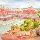 Grand Canyon by Diane Hall