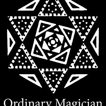 Marisa Kirisame's Sigil (Ordinary Magician, Full, White) - Touhou Project by Sukima