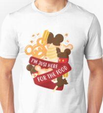land of food Unisex T-Shirt