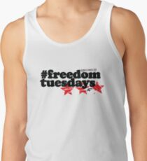 #freedomtuesdays Men's Tank Top