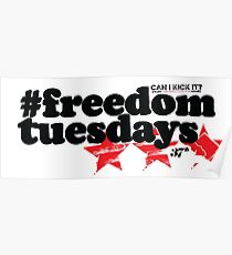#freedomtuesdays Poster