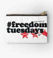#freedomtuesdays Studio Pouch