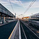 Dublin Connolly Train Station by Alessio Michelini