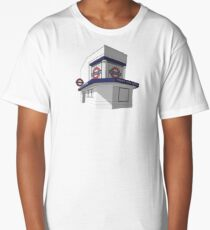 Trinity Road (Tooting Bec) Long T-Shirt