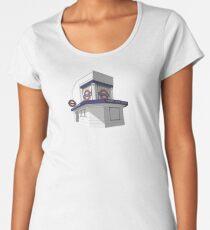 Trinity Road (Tooting Bec) Women's Premium T-Shirt