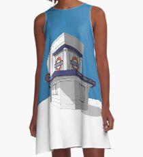 Trinity Road (Tooting Bec) A-Line Dress