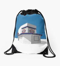 Trinity Road (Tooting Bec) Drawstring Bag