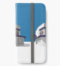 Trinity Road (Tooting Bec) iPhone Wallet/Case/Skin