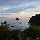 Trinidad Bay, Trinidad, California by Mike Kunes