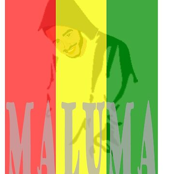 MALUMA Rap by ManuelAngel