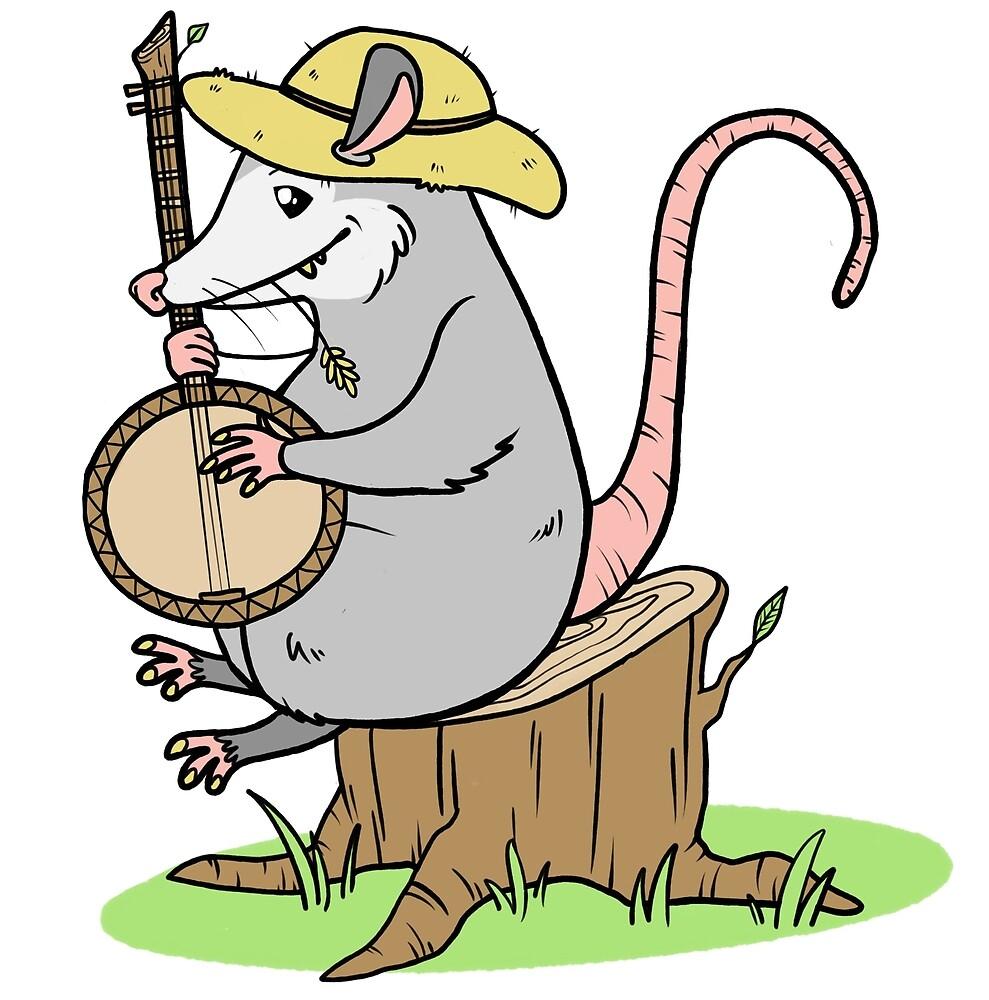 Pickin' Possum