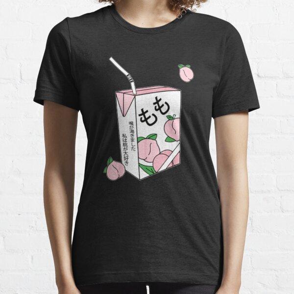 Peach Juice Japanese Essential T-Shirt