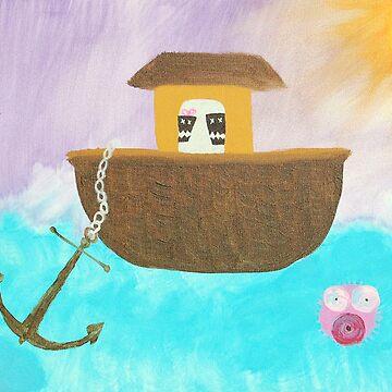 Honeymooners by sketchone