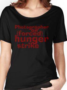 Hungry Photographer Women's Relaxed Fit T-Shirt