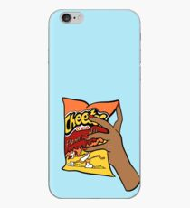 Flammende heiße Cheetos iPhone-Hülle & Cover