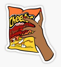 Flaming Hot Cheetos Sticker