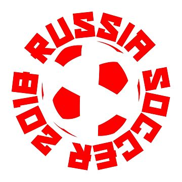 Russia Soccer 2018 by jrdesign1