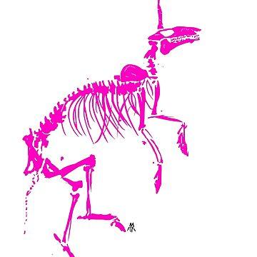 Unicorn Relic by PickledGenius
