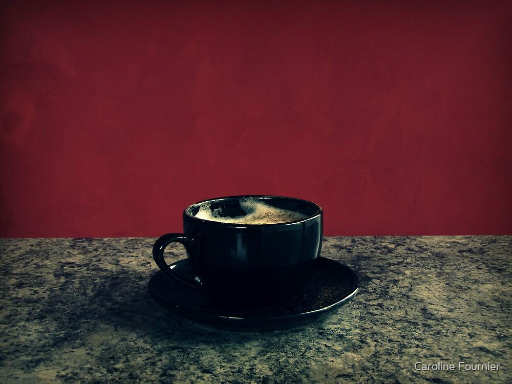 Latte by Caroline Fournier