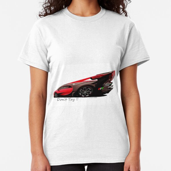 Extreme Excessive Car Art  Classic T-Shirt