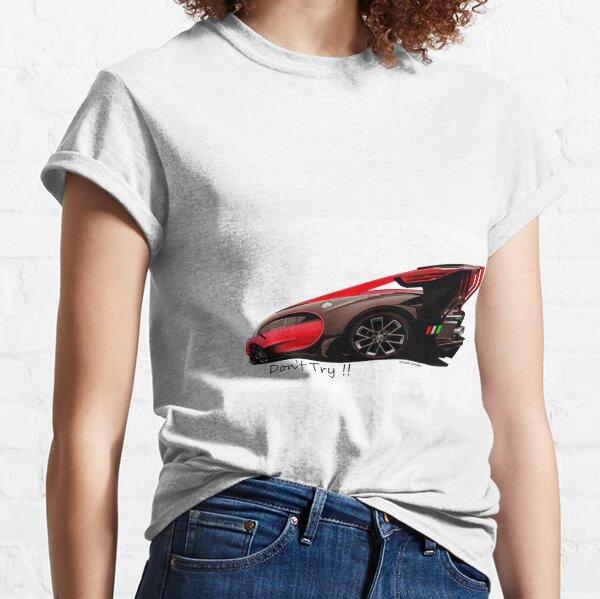 Extreme Excessive Car Art  Classic T-Shirt