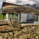 The Boat House by Dave Warren