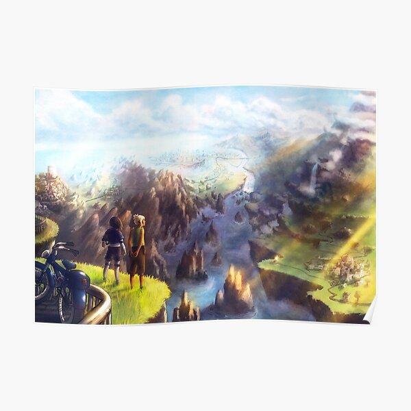 Overworld Poster