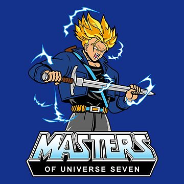 Masters of Universe Seven by BoggsNicolasArt
