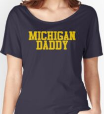 Michigan Daddy  Women's Relaxed Fit T-Shirt