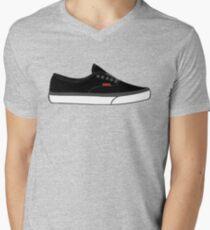 Skater Sneaker Mens V-Neck T-Shirt