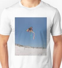 Butterfly Kite and Dunes Unisex T-Shirt