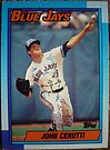 413 - John Cerutti by Foob's Baseball Cards