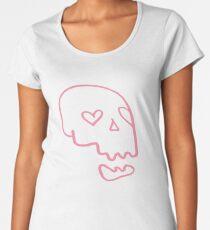 Ms Bones Premium Scoop T-Shirt