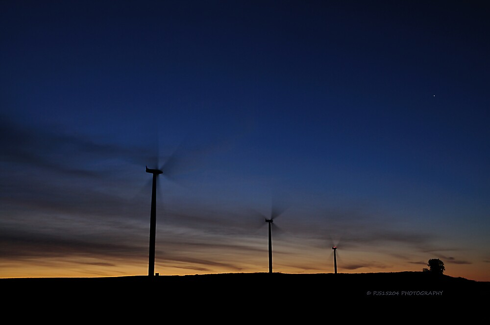 Windmill Power II by PJS15204