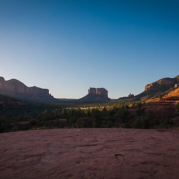 Sunrise in the Valley - Sedona Arizona by eegibson