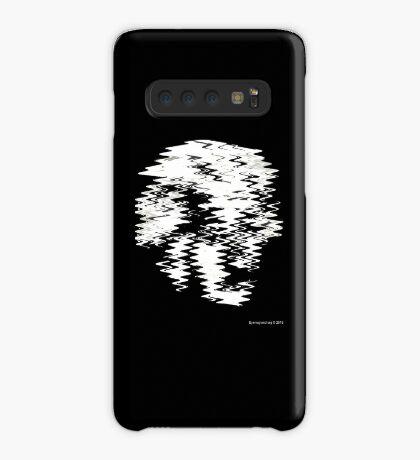 Einstein Waves Case/Skin for Samsung Galaxy