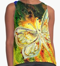 Giving Thanks - Butterfly Contrast Tank