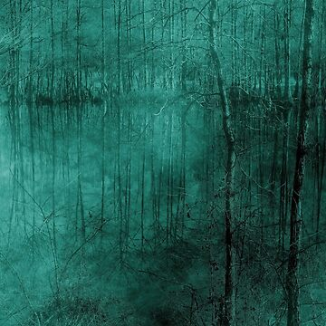 Cypress Bayou Abstract by busyb