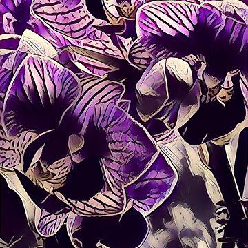 Purple Passion by sspellmancann