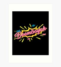 KPOP BLACKPINK BOOMBAYAH TSHIRT/ HOODIE/ CASE/ MUG/ BAG   Art Print