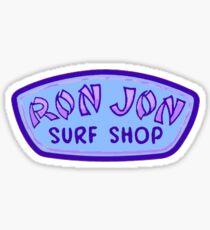 Pegatina Ron Jon Surf Shop