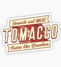 Tomacco Sticker