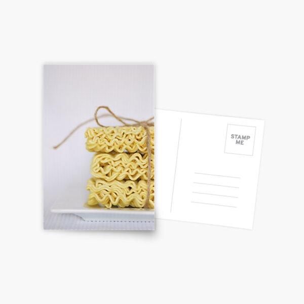 .noodles. Postcard