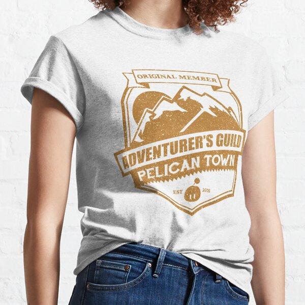 explorer et surtout ... le mien! T-shirt classique