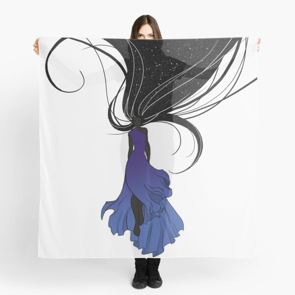 Mother Darkness Scarf