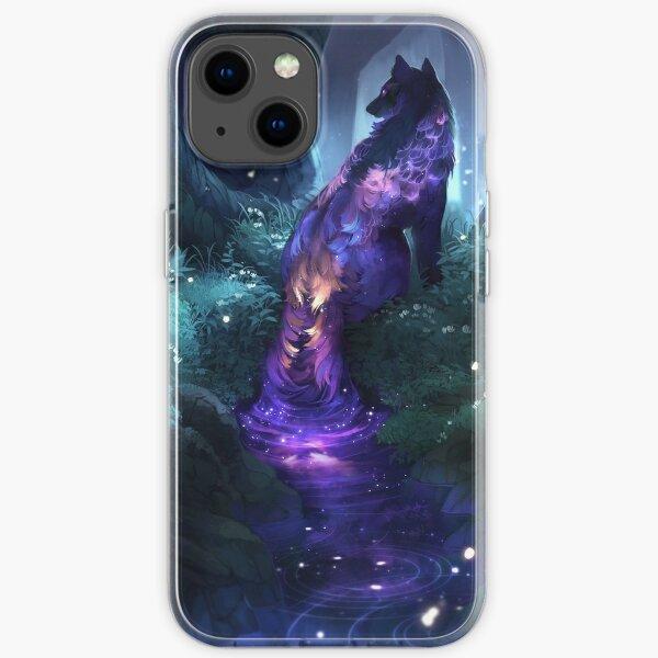 luminous iPhone Soft Case