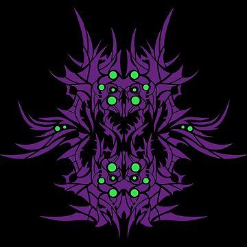 Mirror Lucidon by drakenwrath