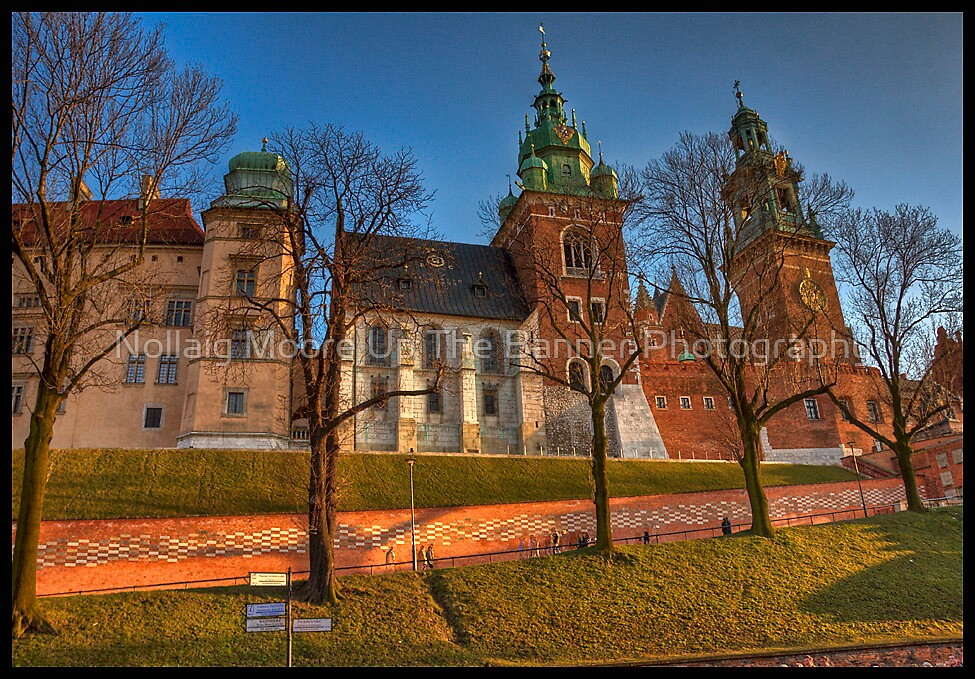 krakow hdr by Noel Moore Up The Banner Photography