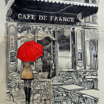 cafe france by LouiJover
