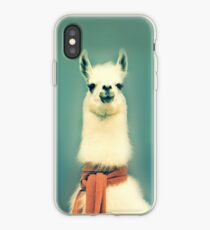 Lama iPhone-Hülle & Cover